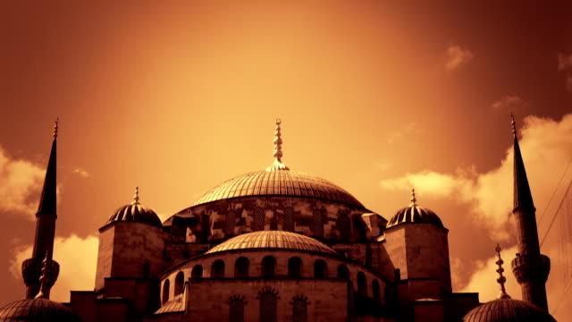 Blue Mosque (orange)