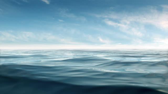 Blue Ocean Paradise Loop 720p