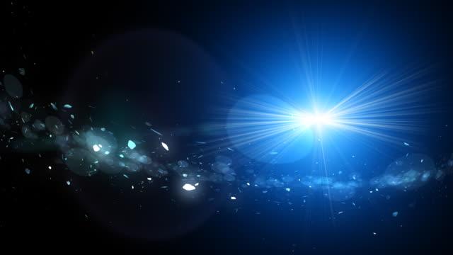 Blue star und Stardust