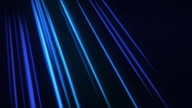 Blue Streaks, Looping HD Background