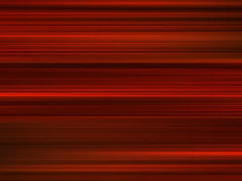 Blur of red horizontal light