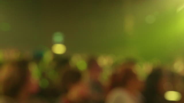 Blurred Concert Show
