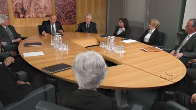 HD: Consiglio riunione
