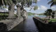 Boat Home & Salt Loft, Nelson's Dockyard, St Paul, Antigua & Barbuda, Carribean
