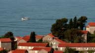 Boat in Adriatic