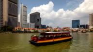 Boat Quay - Singapore River