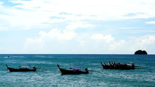 Bootstour in Andaman Beach, Beach Thailand