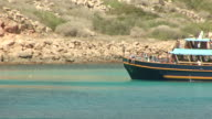 MS Boat with passengers / Agia Napa, Cyprus