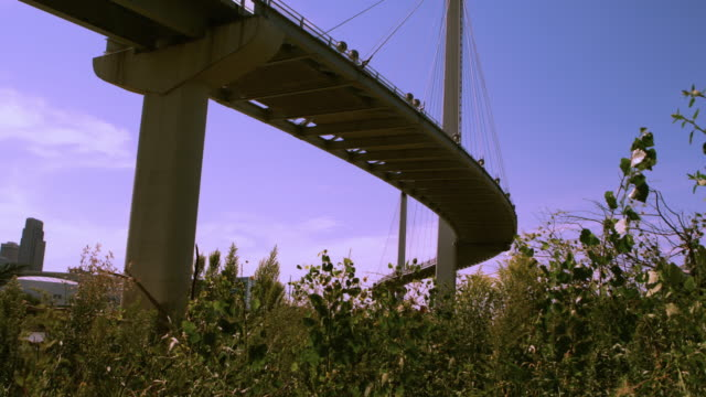 Bob Kerry Pedestrian Bridge in Omaha Nebraska