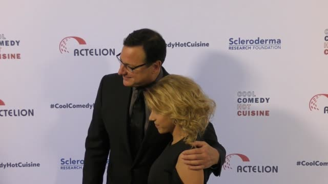 Bob Saget and Jodie Sweetin at the Cool Comedy Hot Cuisine 30th Annual Benefit For The Scleroderma Research Foundation at the Beverly Wilshire Four...