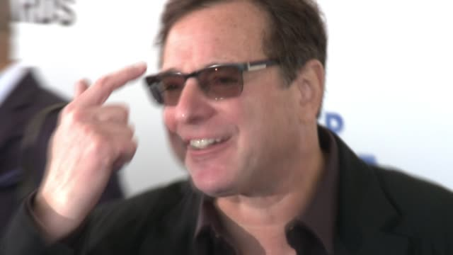 Bob Saget at the 2017 Film Independent Spirit Awards Arrivals on February 25 2017 in Santa Monica California