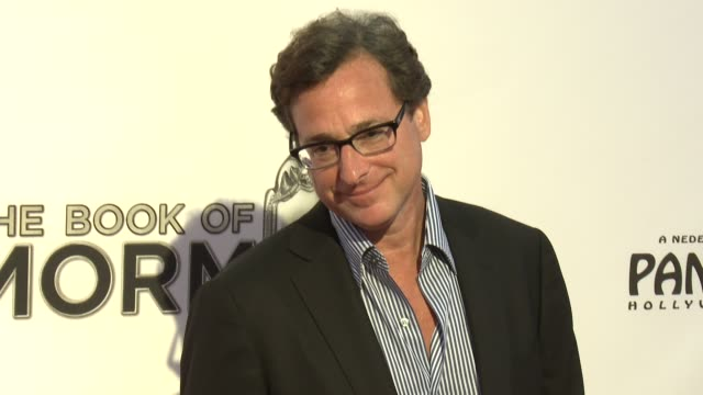 Bob Saget at The Book Of Mormon Los Angeles Opening Night on 9/12/12 in Los Angeles CA