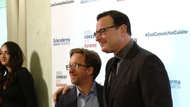 Bob Saget at the Cool Comedy Hot Cuisine 30th Annual Benefit For The Scleroderma Research Foundation at the Beverly Wilshire Four Seasons Hotel on...