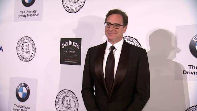 Bob Saget at The Friars Club Testimonial Dinner Honoring Don Rickles at Waldorf Astoria Hotel on June 24 2013 in New York New York