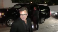 Bob Saget at the Netflix Emmy Award After Party at Chateau Marmont on September 20 2015 in Los Angeles California