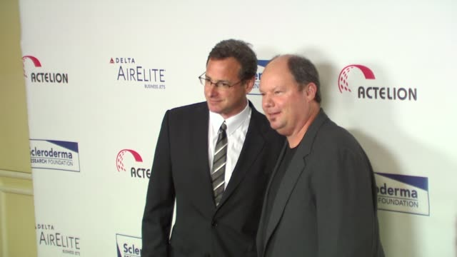 Bob Saget Christopher Cross at the Scleroderma Research Foundation's 'Cool Comedy Hot Cuisine' at Beverly Hills CA