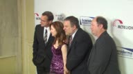 Bob Saget Dana Delany Jeff Garlin Christopher Cross at the Scleroderma Research Foundation's 'Cool Comedy Hot Cuisine' at Beverly Hills CA