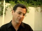 Bob Saget on Rodney Dangerfield as a mentor and on Jewish burial traditions at the At the Remembering Rodney Celebration of the One Year Anniversary...