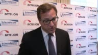 """INTERVIEW Bob Saget on the event his sister's illness progress in Scleroderma research Fuller House at """"Cool Comedy / Hot Cuisine"""" An Evening..."""
