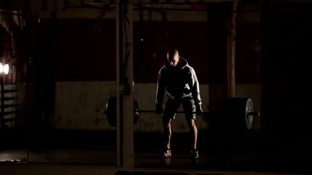 Carrosseriebouwer Man op de sportschool