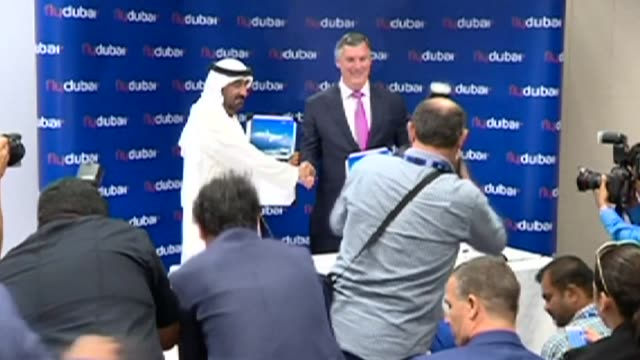 Boeing on Wednesday announced an order from Gulf airline flydubai for 225 medium haul 737 MAX aircraft with a list price of $27 billion hailing it as...