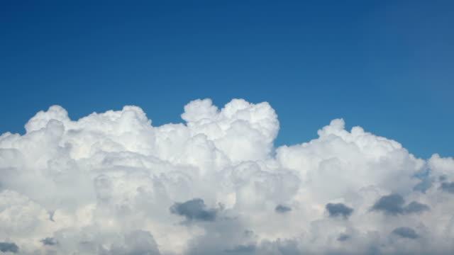 Boiling cumulus time lapse