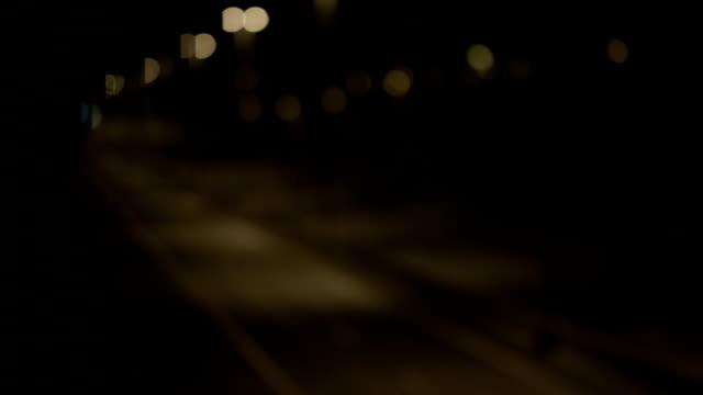 Bokeh Of Street Lights