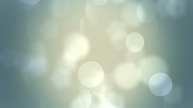 Bokeh Particles (Loopable)