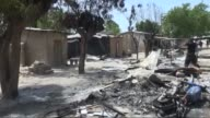 Boko Haram launch a suicide attack and kill scores in Zabarmari village of Maiduguri Nigeria on July 4 2015