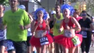 Bolder Boulder 10 kilometer road race on Memorial Day draws thousands to the streets of Boulder and into Folsom Field on the University of Colorado...