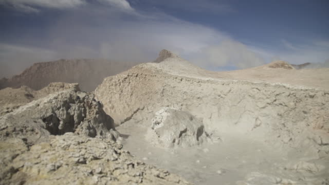 Bolivia - Uyuni - Geisers