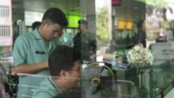 Bomb explosion on May 22 2017 in Bangkok Thailand A bomb exploded at a militaryowned hospital in Bangkok on Monday wounding at least 24 people during...