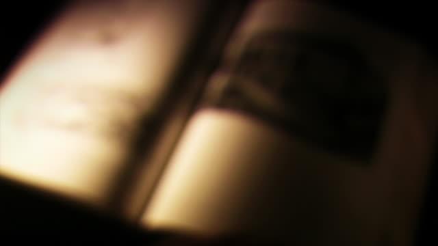 Pagine del libro sono girato