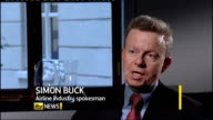 Border Agency staff prepare for public service workers strike Simon Buck interview SOT