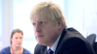 Boris Johnson and David Cameron at the Jill Dando Institute Ken Livingstone campaigning for Mayor in Stoke Newington David Cameron listening to...