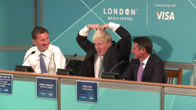 Boris Johnson London's colourful mayor expressed his sadness and relief as the London 2012 Games came to an end but also joked he was tempted not to...