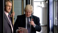 Boris Johnson unveils new Routemaster bus Boris Johnson speech SOT A very important day for London transport and British industry / new bus...