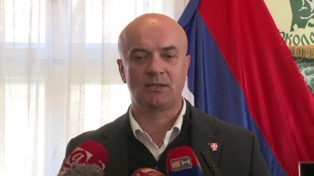 Bosnian Serb veterans react to the sentencing of former Bosnian Serbian commander Ratko Mladic to life imprisonment saying no decision will influence...