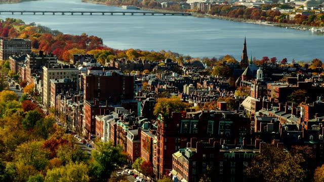 Boston, Beacon Hill and Cambridge