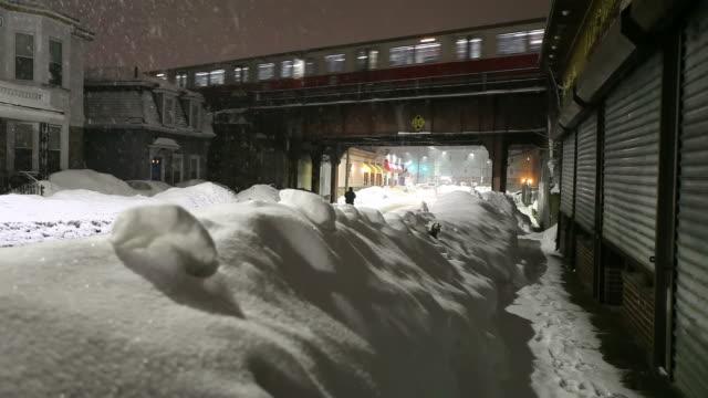 Boston Blizzard 2015. Snowiest Winter in Boston's History