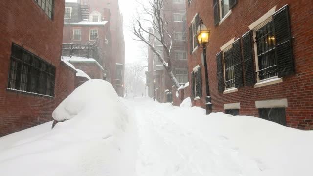 Boston Schneesturm 2015 geschlossen.   Snowiest Winter in Boston Geschichte