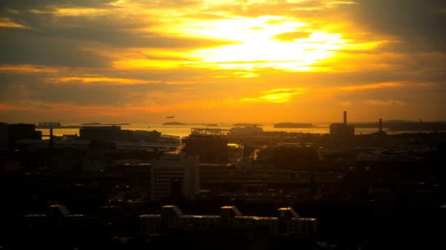 Boston Harbor Timelapse