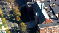 Boston Latin Public School  - Aerial View - Massachusetts,  Suffolk County,  United States