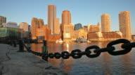 Boston, Massachusetts Waterfront