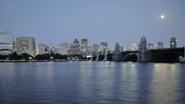Boston, USA, bridge
