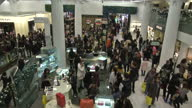 Both retailers and bargain hunters made the most of the traditional Boxing Day sales with latest figures showing the number of people hitting the...