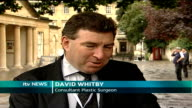 report suggestions addiction EXT David Whitby interview SOT don't think it's addictive in sense that some drugs are addictive or gambling is...