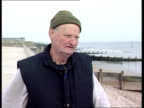 Boxgrove Man Roger Pedersen interview SOT Pure fluke that I hit the jackpot / thought bone was unusually long for an animal / didn't think it fitted...