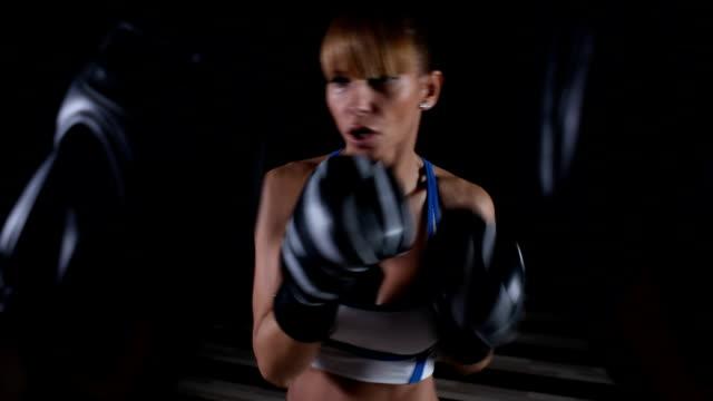 amateur boxing video clips