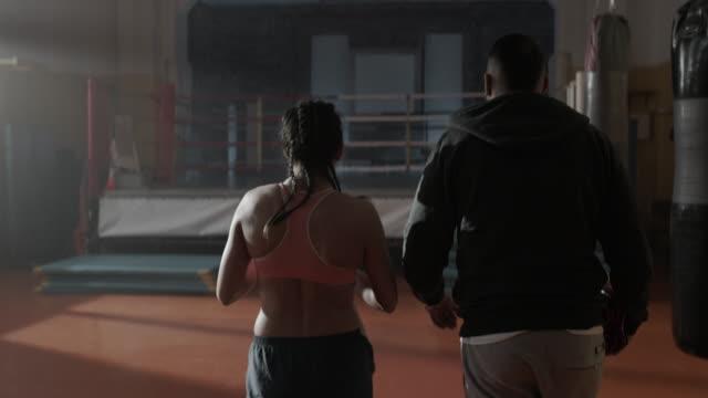 Boxen Ausbildung im Fitnessstudio